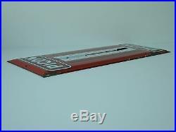 A3096 @ Rare Thermometre Emaille Picon
