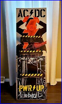 AC/DC Power Up Store Promo Display RARE LP CD PWR UP Standee