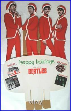BEATLES Beatles' Story Vintage Original 1964 Record Store Display RARE