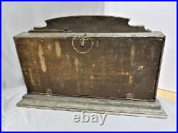 BEYOND RARE VINTAGE 1920's DUNHILL of LONDON 6 PIPE STORE DISPLAY GOOD CONDITION