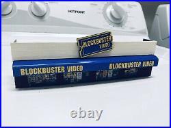 BLOCKBUSTER VIDEO Store Front Display Retro RARE