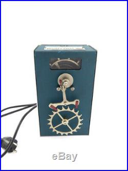 Beautiful extremely rare Walthamn lever escapement show model / display 50's