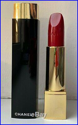 CHANEL DISPLAY FACTICE store LIPSTICK SET 2X 17 CM gift very rare