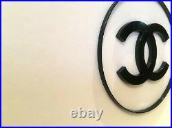 Chanel Store Display /rare Plastic Cube