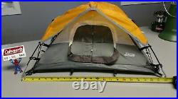 Coleman Tent Miniature Salesman Sample. Rare And Cool