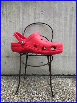 Crocs Shoes Sandals Cayman Giant Big Store Display Rare Red From Japan
