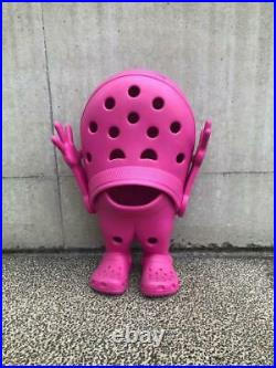 Croslite Guy Pink Crocs For Store Display Very Rare
