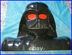 Darth Vader Vintage German Store Display Ultar rare