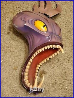 Disney Monster Very Rare Store Display Prop Used Disneyland Disneyana