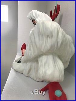 Disney Store Display prop Cruella De Vil 101 Dalmatians lifesize statue rare