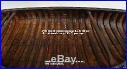 Ex. Rare 1926 Old Town 48 display (salesman) sample canoe