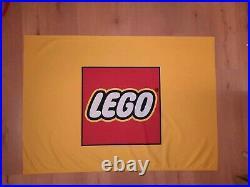 FLAG ULTRA RARE Lego banner Store Display flag 0.921.33
