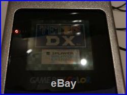 Game Boy Color Gameboy Kiosk Interactive Store Display Nintendo Sign Promo RARE