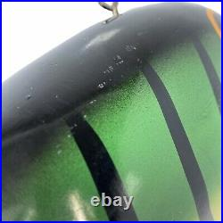 Giant 18 Rapala Fat Rap Fishing Lure Store Display Green/Gold Crankbait RARE