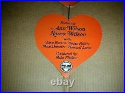 Heart Dreamboat Annie Record Store Promo Hanging Mobile Display Mint- 1976 Rare