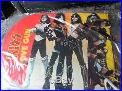 Kiss Rare Original Love Gun Promo Store Display Never Removed From Box