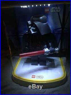 LEGO Star Wars Darth Vader 19 Figure Store Display Rare