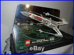 LEGO Star Wars Ultimate Collector Series X-Wing Fighter Store Display RARE