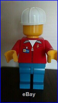 LEGO Store Display 19 inches 48 CM Mini figure (RARE) NICE