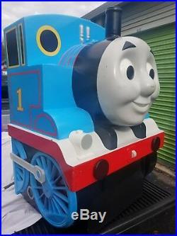 Large TOYS R US Thomas Figurine Store Display Rare Thomas The Train Toy 32x25x46