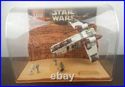 Lego Star Wars 7163 Republic Gunship 2002 Store Display Complete Very RARE