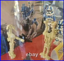 Lego Star Wars Minifig Store Display RARE ONLY 1 AVAILABLE On The Market