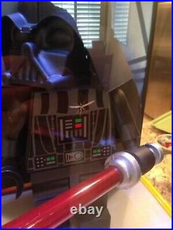 Lego Star Wars Store Display 19 Darth Vader Super Rare Condition 9/10 withCord
