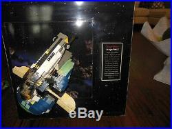 Lego Star Wars Store Display Rare 2002! 7153 Jango Slave 1, 7143, 7133