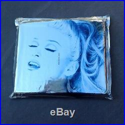 MADONNA Sex Book RARE Orig. UK In-Store New Sealed Dummy NO Book PROMO Display