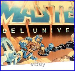 MOTU, Vintage RARE STORE DISPLAY Masters of the Universe, Maitres l univers