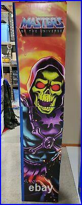 Masters Of The Universe Origins (motu) Retail Store Display Ultra Rare! Wow