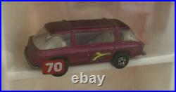 Matchbox lesney STORE DISPLAY CASE WITH CARS SOME OF THEM ARE VERY RARE CARS