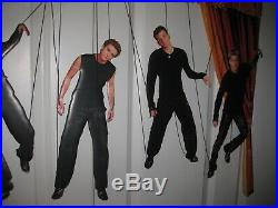 NSYNC No Strings Attached 4 Foot Long Store Display VERY RARE