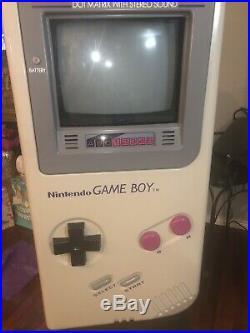 Nintendo Original Game Boy KIOSK Store Display VERY RARE