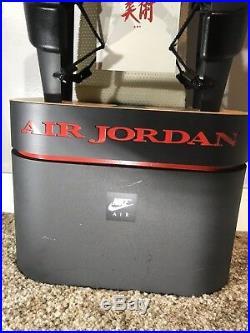 OG Air Jordan IX In-store Retail Sneaker Display Rare