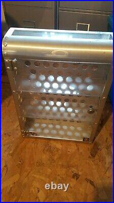 Oakley Counter Top Retail Display Case Vintage Rare Sunglass Spinning Turning