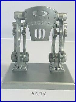 Oakley Robotic Storefront Display X-Metal Robot Rare #rd Pin Bunker Trophy Pin