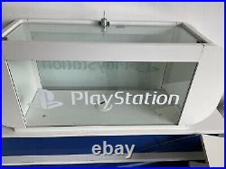 Playstation 4 Kiosk Ps4 Store Display Shop Display Giant Size Rare