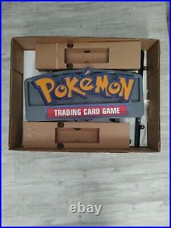 Pokemon Led Store Sign! Complete New In Box! Rare