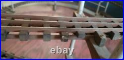 Prewar Double Helix Store Display RARE O gauge Railroad track SEE PHOTOS