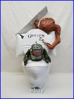RARE Ghoulies II (2) Movie 24 Promo Inflatable Store Display Vintage