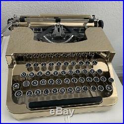 RARE LOUIS VUITTON Window Store Display Typewriter Decor Prop LV Letter Kabash
