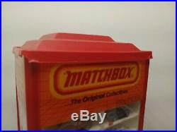RARE Matchbox Store Display Case rotary vintage spinning Hot Wheels Ertl Corgi 2