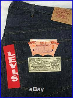 RARE Vintage Levis 501 Big E Jeans Red Tab BIG Store Wall Levis Display 54 x 25