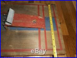 RARE Vintage STORE DISPLAY MODEL MOUSE TRAP ADVERTISING SIGN