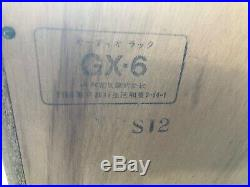 RARE Vintage Sansui Audio Component Cabinet, GX-6, Advertising/Store Display