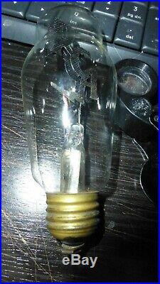 RCA Neon dealer advertising bulb Circa 1937! Very rare