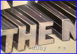 Rare 1978 SUPERMAN The MOVIE GRAUMAN'S CHINESE THEATER ADVERTISING DISPLAY SIGN