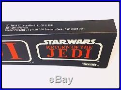 Rare! 1983 Kenner Return Of The Jedi Shelf Store Display Vintage Star Wars