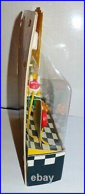 Rare 1990 Mcdonalds Super Mario Bros. 3 Happy Meal Store Toy Display 16.5h Exc